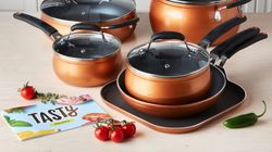 If You Buy One Thing Today, It Should Be This 11-Piece Cookware Set Under