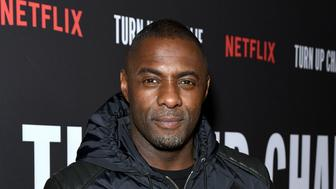 WEST HOLLYWOOD, CALIFORNIA - MARCH 02: Idris Elba attends Netflix's 'Turn Up Charlie' Red Carpet and Reception at Pacific Design Center on March 02, 2019 in West Hollywood, California. (Photo by Presley Ann/Getty Images for Netflix)