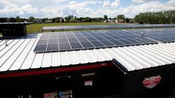 Alberta Town Becomes 'Net Zero' Community After Rivalry Over Solar