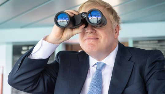 How Johnson Is Plotting His Path To Downing St - And His First 100