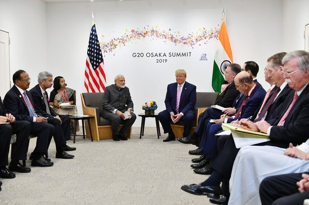 Modi, Trump Discuss Iran Oil, Trade Tariffs, Defence Ties, 5G At Osaka