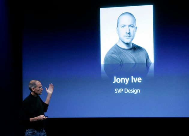 아이맥, 아이폰 디자인한 조니 아이브가 애플을