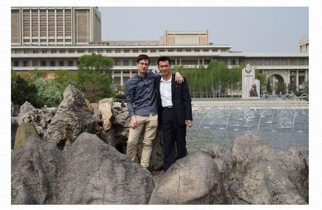 '북한의 유일한 호주인 유학생' 알렉 시글리의 행방이