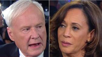Chris Matthews, Kamala Harris