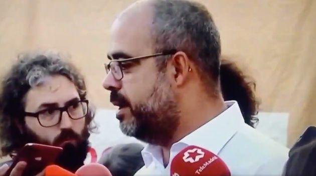 Un 'conseller' catalán suelta que el apoyo del Ejército en el peor incendio en décadas en Cataluña es...