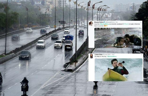 #MumbaiRains Bring Joy, Sorrow And Lots Of Memes To