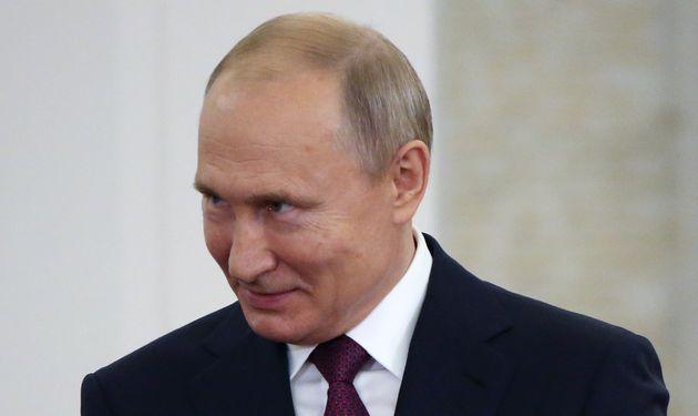 Russian President Vladimir Putin has said 'traitors must be
