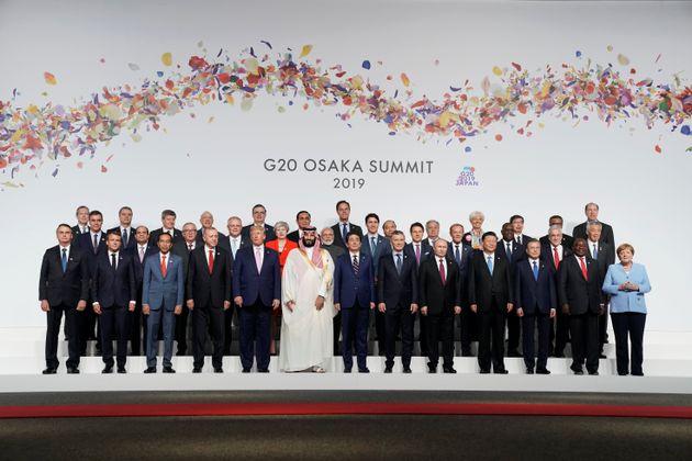 Το παγκόσμιο εμπόριο και το κλίμα στο επίκεντρο της G20 στην Οσάκα της