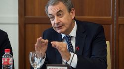 Zapatero sobre la querella de Vox por
