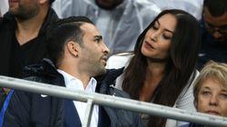 L'ex d'Adil Rami le défend face aux accusations de violences