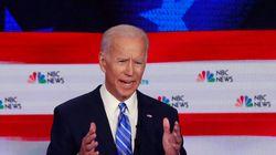 Âge, bilan, racisme... Biden sous le feu de ses rivaux démocrates lors du