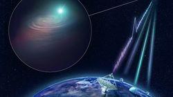 Εντοπίσθηκε για πρώτη φορά μια μακρινή κοσμική πηγή των φευγαλέων μυστηριωδών γρήγορων ραδιοκυμάτων