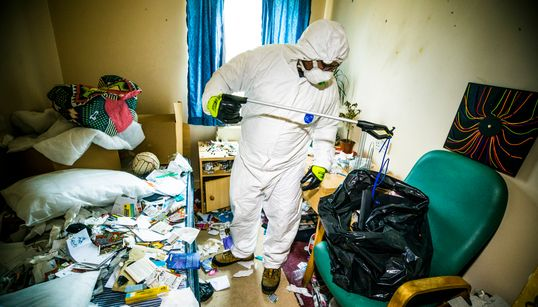 Trauma Cleaners: Meet The People Who Clear Up After Murders, Meth Labs And