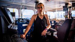 La capitana della Sea Watch Carola Rackete indagata per favoreggiamento dell'immigrazione
