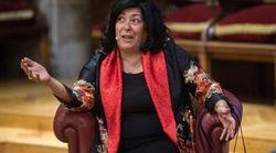 La cruda advertencia de Almudena Grandes sobre lo que va a suceder si los políticos siguen pasando de sus