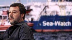 Sea Watch palcoscenico del narcisismo