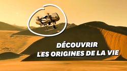 La NASA va envoyer un drone sur Titan à la recherche d'une trace de vie