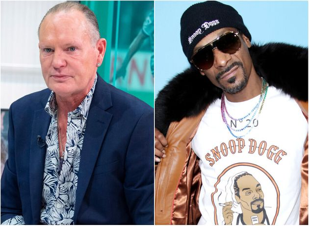 Paul Gascoigne Doesn't Hold Back As He Responds To Snoop