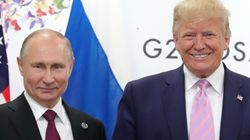 'Don't Meddle In The Election': Trump And Putin Are Openly Joking About It