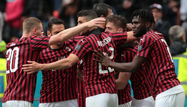 Il Milan è ufficialmente escluso dall'Europa League
