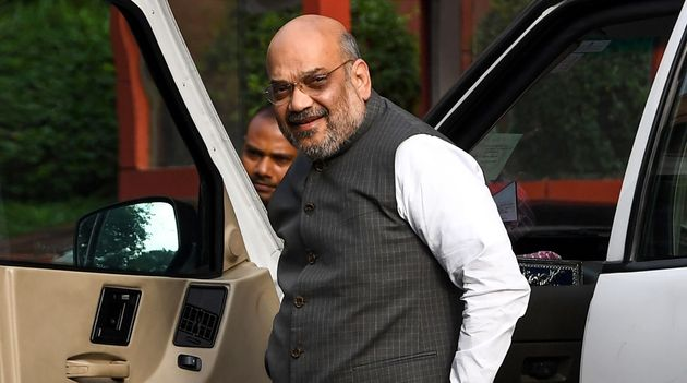 Amit Shah Moves Resolution To Extend President's Rule In Jammu And Kashmir For 6