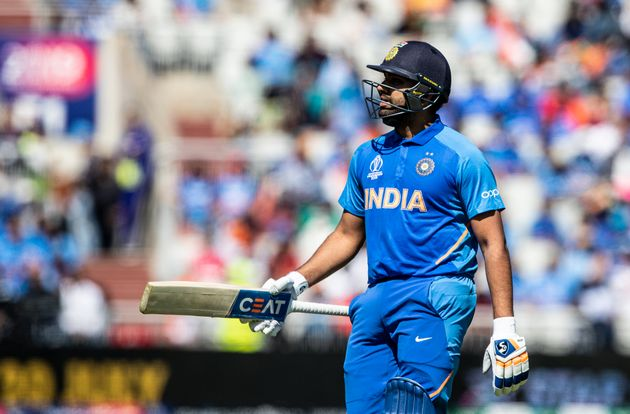 This Is The Photo Rohit Sharma Shared After His Controversial