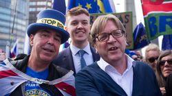 Brexit: Ο Γκι Φερχόφστατ κατηγορεί τον Μπόρις Τζόνσον για