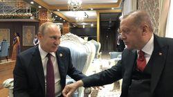 Ρωσία - Τουρκία: ένας προβληματικός