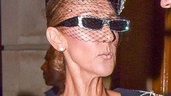 Céline Dion affronte la canicule à Paris avec
