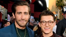Tom Holland And Jake Gyllenhaal's Outfits Freak Everyone Out At