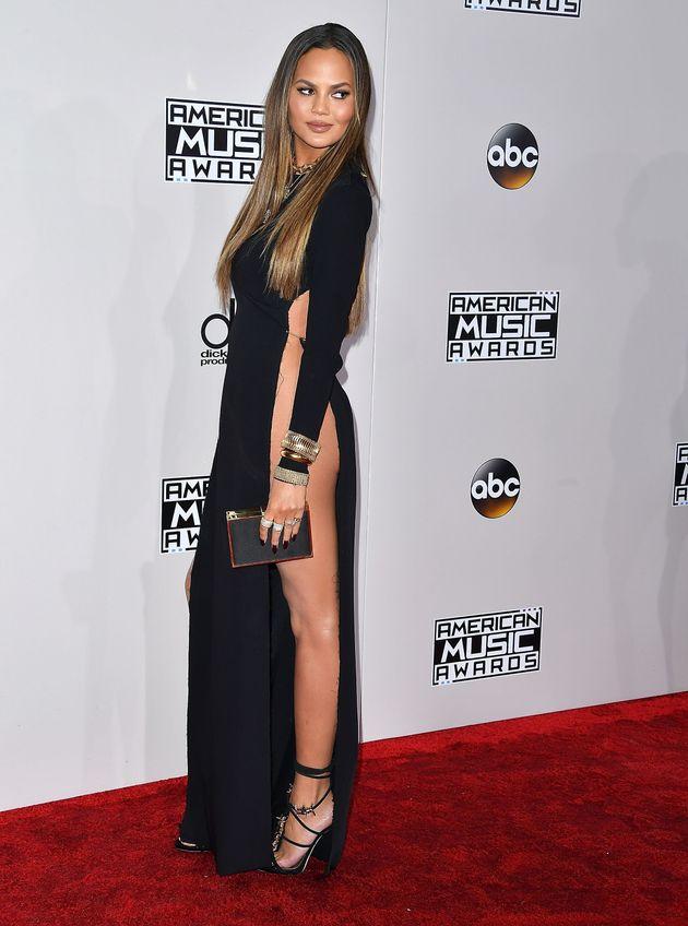Το 2016 η Κρίσι Τέιγκεν στα American Music Awards