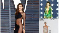 Τα πιο «γυμνά» φορέματα που φόρεσαν οι celebrities στο κόκκινο