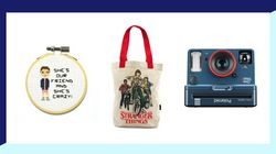 These Gifts For 'Stranger Things' Fans Are Cooler Than A Box Of