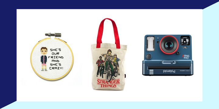 "If you know a ""Stranger Things"" fan, help them enjoy the season 3 premiere in style."
