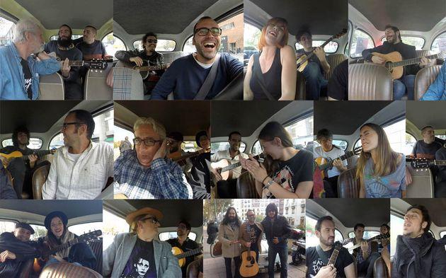Más de cuarenta músicos se han atrevido a subir al 600 de