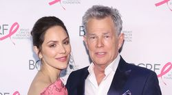 Katharine McPhee Marries David Foster Almost A Year After