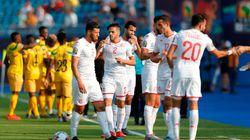 La Tunisie arrache le match nul face au Mali, du mieux dans le