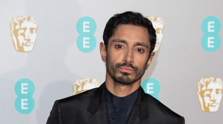 Riz Ahmed attends the EE British Academy Film Awards in February in London.