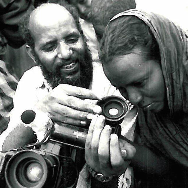 Seyoum Tsehaye was arrested after the Eritrean government summarily banned the privately owned press in 2001.