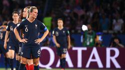 La France éliminée de la Coupe du Monde par les États-Unis en quart de