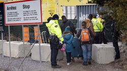 Border Services Has Removed 866 Of 45,000 'Irregular' Migrants Since