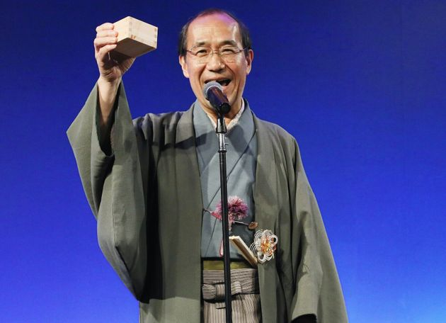 京都の門川大作市長