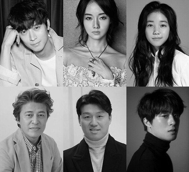 연상호 감독의 신작 '반도'에 강동원이