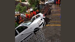 16 Killed In Pune As Residential Complex Wall Collapses On Shanty, 4 Were