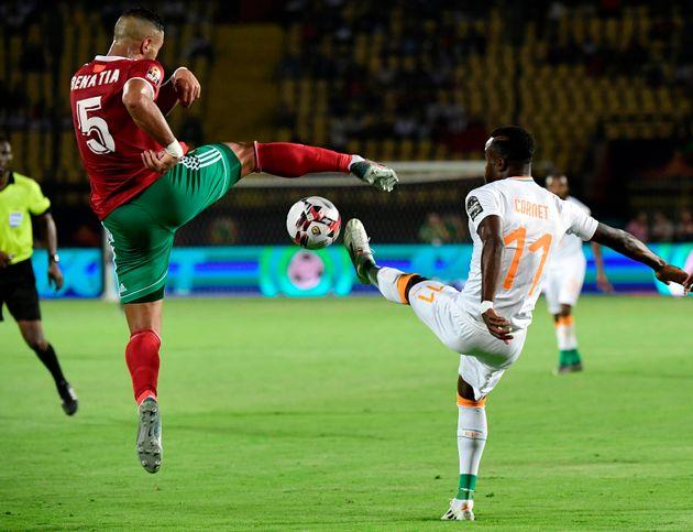 CAN 2019: le Maroc bat la Côte d'Ivoire et passe aux huitièmes de