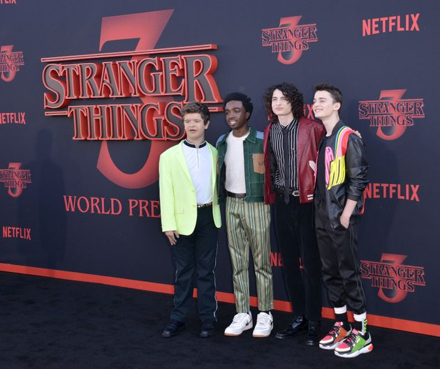 Stranger Things Series 3 Is 'Very Sad' And Fans Should 'Be Prepared' Warns Star Noah