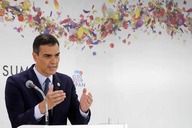 Pedro Sánchez avisa a Unidas Podemos: