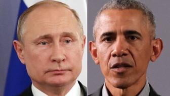 Putin / Obama