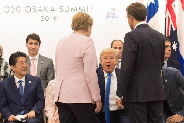 Le G20 arrache un accord a minima sur le climat sans les