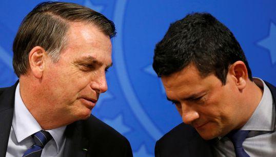 Moro adota tática de polarização de Bolsonaro como resposta a escândalo, diz